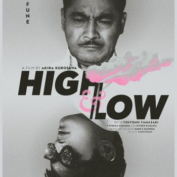 High and Low Movie Poster