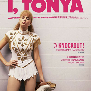 I Tonya Movie Poster