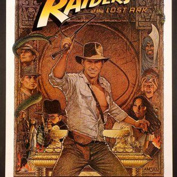 Raiders Movie Poster