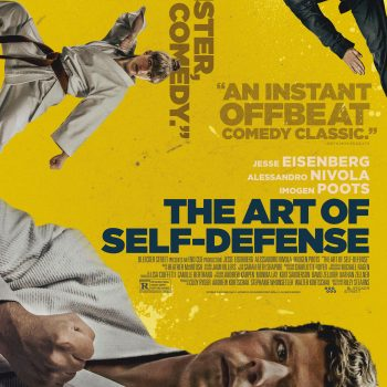 The Art of Self-Defense Movie Poster