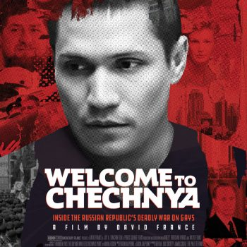 Welcome to Chechnya Movie Poster 2